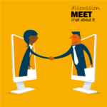 meet with your adviser, using the video link we send by email.