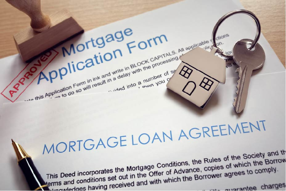 Home Mortgages Work - Interest Only