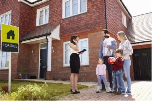 Buy or Sell your home using an estate agent