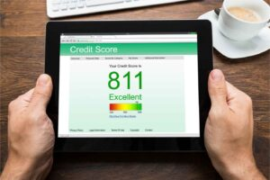 How to read your Credit Score Graphic