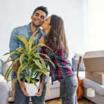 Fixed Rate Mortgage Couple Moving In
